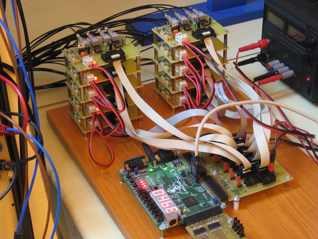 hardware thesis Hardware development of an embedded wireless evaluation board by assad ansari a thesis submitted to the faculty of the university of north carolina at charlotte.